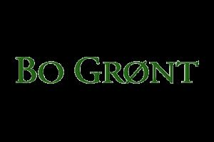 Bo grønt logo