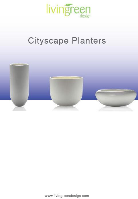 City planters,