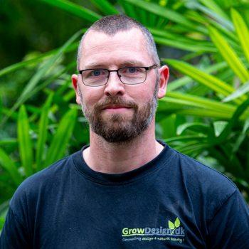 Medarbejder GrowDesign, Christopher Schulz
